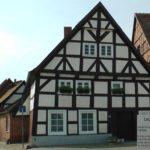 Letztes Giebelhaus